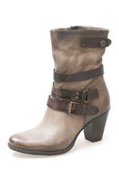 Granger Buckle Boot