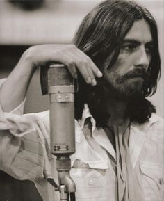 george harrison - love this pic