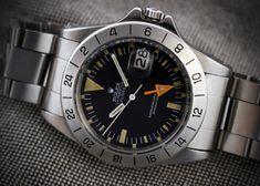 Rolex Explorer Ii, Vintage Rolex, Patek Philippe, Omega Watch, Rolex Watches, Hobbies, Porn, Jewels, My Style