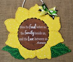 BUMBLEBEE God Bless Home SIGN Bee Plaque Family Decor Wall Art Hanger Wood