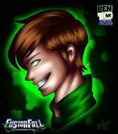 ♡ On Pinterest @ kitkatlovekesha ♡ ♡ Pin: Video Games ~ Fusionfall ~ Ben 10 ♡
