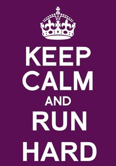 I wish i liked running! sometimes i crave it....and then when im actually running im like what the heck was i thinking?!