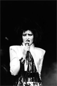 Happy Birthday Siouxsie Sioux! (born 27 May 1957)