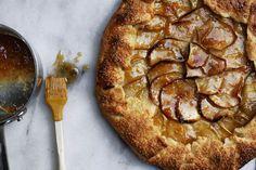 Brown Butter Apple Tart