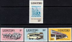 Lesotho 1972 Christmas Set Fine Fine Mint SG 219 22 Scott 120 3 Other Commonwealth stamps here