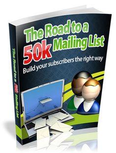 50K Mailing List #mailing #mailinglist #list #listbuilding #onlinemarketing #affiliatemarketing #affiliate #digital #digitalmarketing