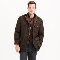 Barbour® Kempt jacket : Barbour | J.Crew