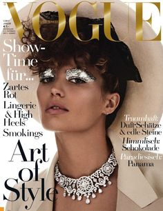 #Vogue #Germany Magazine - Save Up to 11% on all magazine subscription at   https://www.magazinecafestore.com/vogue-germany.html