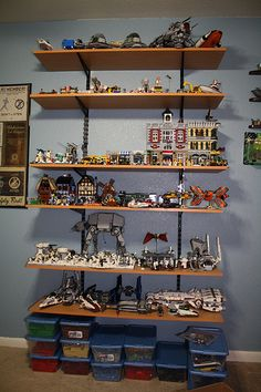 LEGO Display Shelf |