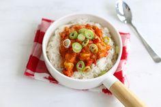 Pittige paprika curry met kip | Lekker en simpel | Bloglovin'