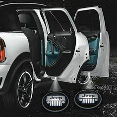 2 X Gen LED car door Ghost Shadow laser projector logo light for Volkswagen VW Golf 4 5 6 Polo Passat Multivan Transporter Caddy Beetle Jetta CC Scirocco Tiguan Touran Touareg Eos Phaeton GTI Bigfish Wrangler Jeep, Jeep Wranglers, Jeep Jk, Jeep Rubicon, Jeep Wrangler Unlimited, Jeep Truck, Jeep Wrangler Interior, Wrangler Accessories, Jeep Accessories