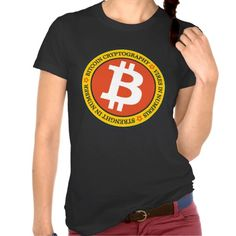 Our Bitcoin Logo Type 04 Tees. Bitcoin, you can be your own bank. High resolution Bitcoin logo design just for you. Spread the word of Bitcoin, Vires in Numeris, Strength in Number people's choice crypto currency technology.
