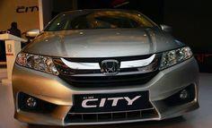 The New Honda City 2014