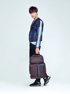 Many More Of Lee Min Ho For Samsonite RED's 2015 Ad Campaign | Couch Kimchi