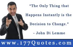 John Di Lemme Daily Champion Success Quote of the Day – July 29, 2014 |