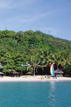 Diving and snorkeling are excellent here; there's a full-service dive center next door. Tamarind Beach Hotel & Yacht Club (Canouan, Saint Vincent and the Grenadines) - Jetsetter