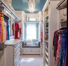 Giyinme odaları özel ilgi alanım :)