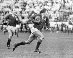 Andy Irvine- Scotland & British Lions
