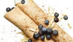 Crepes mit Superfood-Füllung