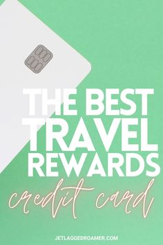 Wanna feel like you're living in luxury while traveling? Check out the best travel rewards credit card every frequent flyer needs. This travel credit card gives me the best travel rewards so I am always on a jet plane. Find out how to avoid the board gate and gain access to a Priority Pass with this travel reward credit card. Best Travel Apps, New Travel, Travel Alone, Travel Hacks, Travel Tips, Rewards Credit Cards, Best Credit Cards, American Express Platinum, Platinum Credit Card
