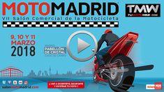 Vídeo Promo MOTOMADRID 2018. #Tumotoweb #EventosTMW #VideosTMW #Motos #Motorcycles #Bikers