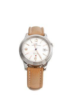 NN.07 and Sjöö Sanström watch. Limited to five pieces.    More info:  http://my-pleasure.dk/2011/12/nn07-og-sjoo-sandstrom-i-herlig-symbiose/