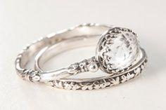 boho - Bohemian Wedding Rings