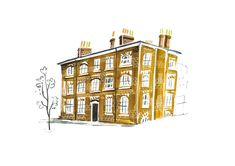 House of Illustration by Nina Cosford
