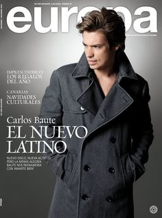 Carlos Baute. Diciembre 2010. Movie Posters, Movies, December, Europe, Books, Men, Artists, 2016 Movies, Film Poster