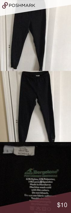 EMS long johns Underlayer for winter sports EMS Other