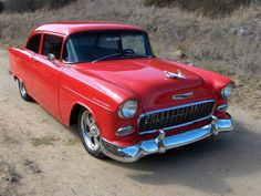 1955 Chevrolet 150 Coupe