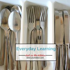 Everyday Learning, Kids in the Kitchen {Happy New Year, Healthy Kids}: Your Kids OT