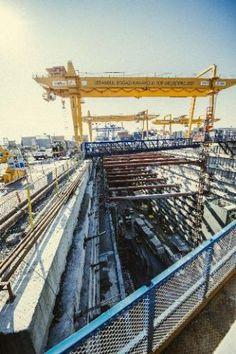 Avrasya Tüneli inşaatında son durum - Foto 4 - Stargazete Foto Galeri