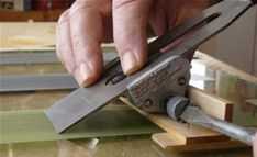 Is There a Best Way To Sharpen Something? http://www.wwgoa.com/article/no-tech-sharpening-with-sandpaper/?utm_source=pinterest&utm_medium=organic&utm_campaign=A224 #WWGOA