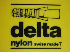 Delta Nylon Dübel