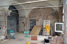 Przebudowa pomieszczeń po kuchni i poradniach specjalistycznych z ich adaptacją dla potrzeb rehabilitacji - (stan na czerwic 2013) - pinwestycja zakończona wrzesień 2013