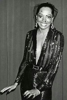 Diana Ross gorgeous look!