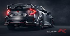 I can't wait for the @Honda #Civic Type R to get to the States.
