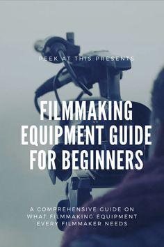 Three Point Lighting, Editing Suite, Research Companies, Movie Camera, Film School, Indie Movies, Digital Audio, Documentary Film, Screenwriting