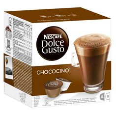 -in USA-Nescafe Dolce Gusto Chococino coffee- 8 servings-