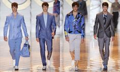 Moda Men, Fashion Moda, Html, Versace, Blazer, Jackets, Men Fashion, Men, Style