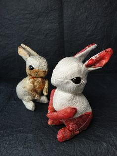 Japanese rabbit plushie