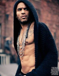 Yes. Please and thank you. // Lenny Kravitz