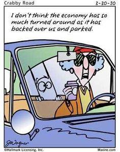 maxine crabby road cartoons - Google Search