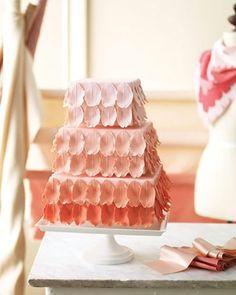 Fashion torte nuziali, molto speciali
