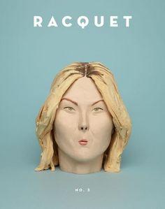 Maria Sharapova, Racquet Magazine, United Kingdom