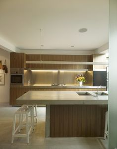 Newtown Terrace - contemporary - kitchen - other metro - Sam Crawford Crawford Architects