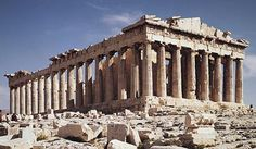 Constructed between 447 and 432 BCE, the Parthenon was created as a symbol of the status of Athens in the Greek world. Central role in Western civilization.