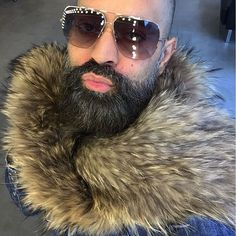 Casual Friday #me#selfie#friday#luxury#fur#natural#sunglasses#awesome#motivation#gay#lifestyle#instafashion#instacool#instalike#gayman#gayboy#instagay#beard#gaybeard#beardlife#photo#iphoneonly#swag#webstagram#poser#classy#rich#clean#gorgeous#fabulous