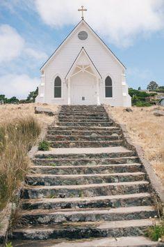 Old Saint Hilary's, Tiburon CA